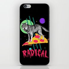 So Radical iPhone & iPod Skin