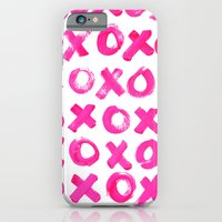 iPhone & iPod Case featuring XOXO by MADE BY GIRL