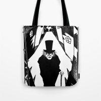Dr. Caligari Tote Bag