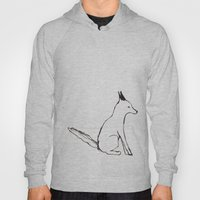 A Fox In The Park Hoody