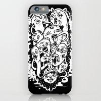 Monster Friends iPhone 6 Slim Case