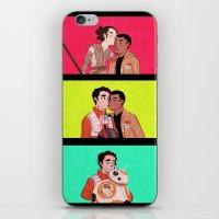 Pass the Smooch iPhone & iPod Skin