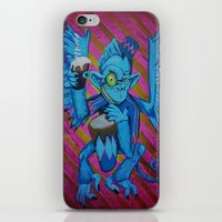 Chris' Flying Monkey iPhone & iPod Skin