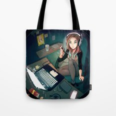 Digital Artist Tote Bag
