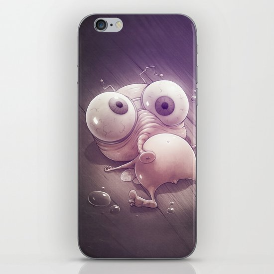 Fleee iPhone & iPod Skin