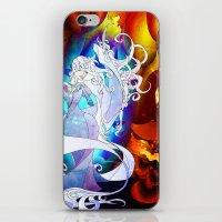 The Last Unicorn iPhone & iPod Skin