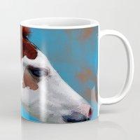 Blue Eyes Mug