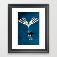 Xerneas Framed Art Print