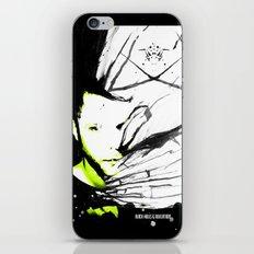 :: black holes and revelations iPhone & iPod Skin