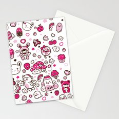 Kawaii Friends Stationery Cards