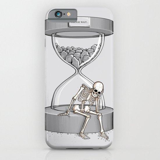 Please wait iPhone & iPod Case