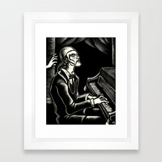 The Phantom of the Opera Framed Art Print