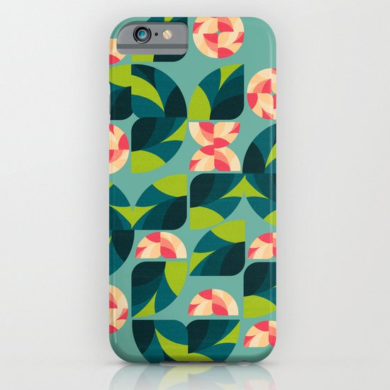 Wild Roses iPhone & iPod Case