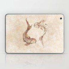 Yin Yang Fish Laptop & iPad Skin
