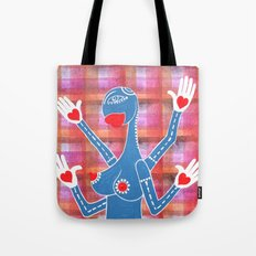 Four Buffets Tote Bag