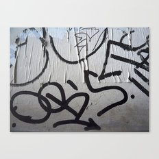 Urban Abstract 85 Canvas Print