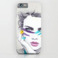 War Paint Sally iPhone 6 Slim Case
