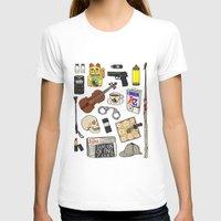 sherlock T-shirts featuring Sherlock by Shanti Draws