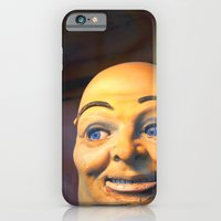 iPhone & iPod Case featuring Mechanical Man by grant gay