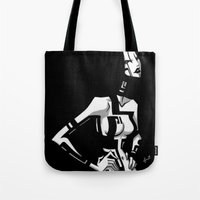 TATTOO GIRL THREE Tote Bag