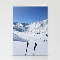A Good Day Stationery Cards