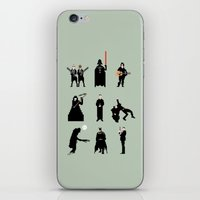 Men in Black iPhone & iPod Skin