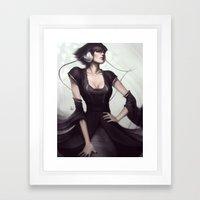 Pepper Vogue Framed Art Print