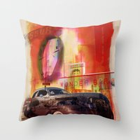 Welcome To Asbury Park Throw Pillow