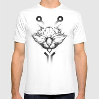 The Kron (Legacy) Mens Fitted Tee White SMALL
