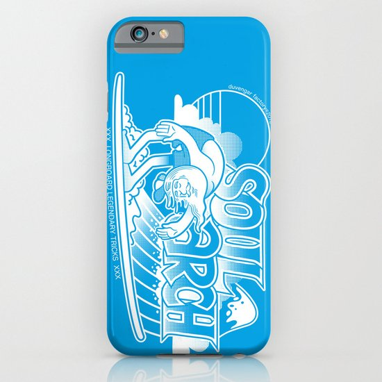Soul arch iPhone & iPod Case