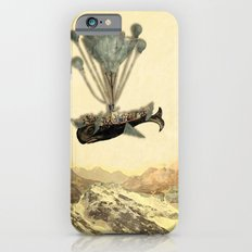 whale flight I Slim Case iPhone 6s