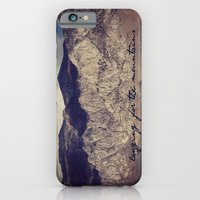 Longing For The Mountain… iPhone 6 Slim Case
