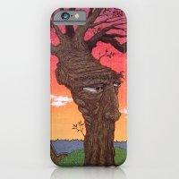iPhone & iPod Case featuring Wisdom by Joel Harris Studio