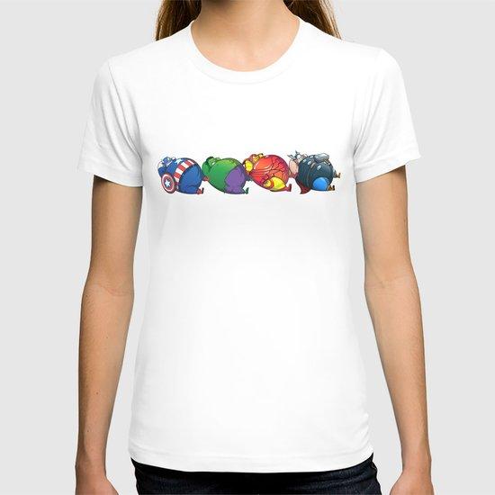TUBY : Avengers T-shirt