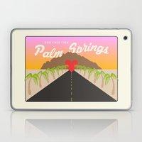 GREETINGS FROM PALM SPRI… Laptop & iPad Skin