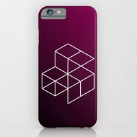iPhone Cases featuring Geometry by Geometry