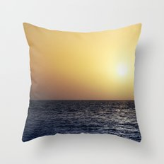 Tenerife Throw Pillow