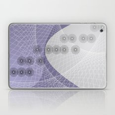 Purple Skyfall Laptop & iPad Skin