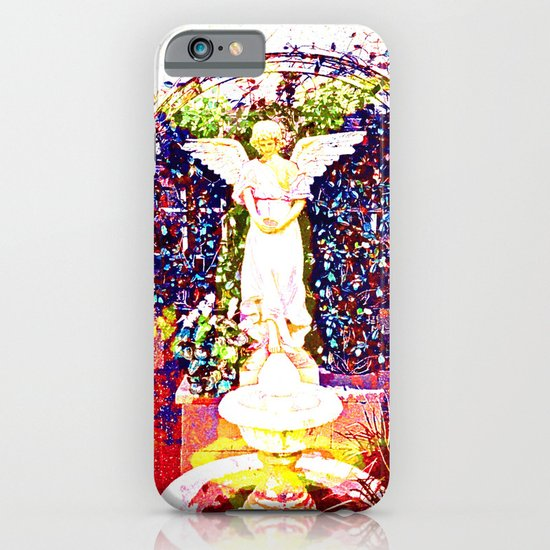 ANGEL 005 iPhone & iPod Case