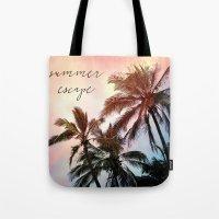summer escape Tote Bag