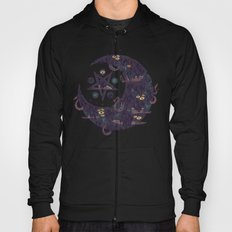 The Dark Moon Compels You to Fuck Shit Up Hoody