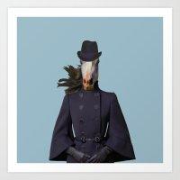 Polaroid N°34 Art Print