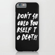 SHOULD Slim Case iPhone 6s