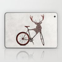 Stag Bike Laptop & iPad Skin