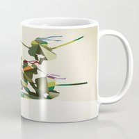 Walking Shadow, Turtles Mug