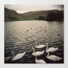 loch Canvas Print