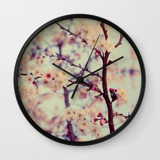 In The Air Wall Clock