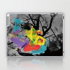 Digital painting collage series #1 Laptop & iPad Skin