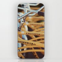 Industrial iPhone & iPod Skin