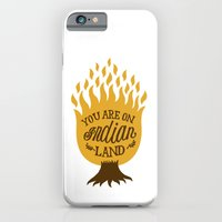 Take Off Your Shoes iPhone 6 Slim Case